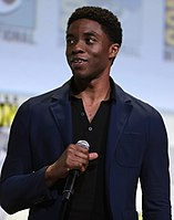 List of awards and nominations received by Chadwick Boseman
