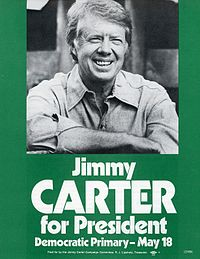 Campaign flyer from Democratic Party presidential primary