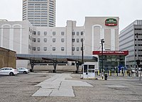 COTA's Spring Street Terminal, one of its five transit centers