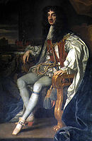 The English Restoration restored the monarchy under King Charles II and peace after the English Civil War.