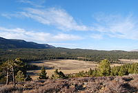 Dog Valley, west of Reno, an area of active faulting