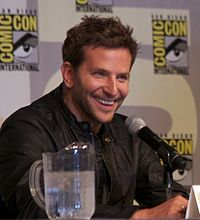 Cooper at San Diego Comic Con in 2011