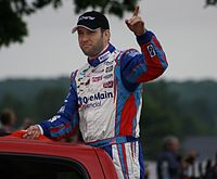 Elliott Sadler finished second behind Stenhouse in the championship by 45 points.