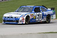 The No. 60, driven primarily by Carl Edwards, wins the owner's championship for Jack Roush.