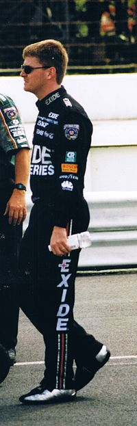 Jeff Burton finished third in the championship.
