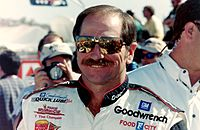 Dale Earnhardt came in second behind Labonte by 265 points.