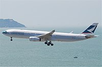 Cathay Pacific Flight 780