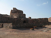 The Fort of Our Lady of the Conception, Hormuz Island, Iran