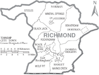 Richmond County, North Carolina