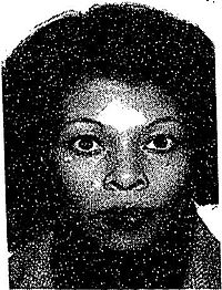 Shakur in a 1982 photo issued by the FBI