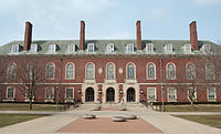 The Main Library of the University of Illinois at Urbana–Champaign is home to the Rare Book & Manuscript Library.