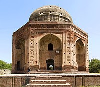 Tomb of Khan-e-Jahan Bahadur Kokaltash