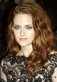 Stewart at the UK premiere of The Twilight Saga: Breaking Dawn - Part 2 in November 2012.