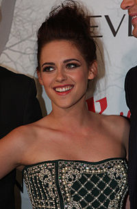 Stewart at the Australian premiere of Snow White and the Huntsman in June 2012
