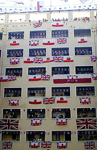 Tercentenary celebrations in Gibraltar