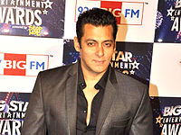 List of awards and nominations received by Salman Khan