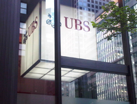 The UBS Investment Bank's Offices at 299 Park Avenue in New York City