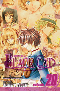 Black Cat (manga)