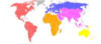 Geography of water polo