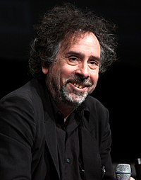 Tim Burton, director of the 2001 Planet of the Apes