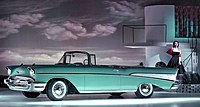 American automobile industry in the 1950s