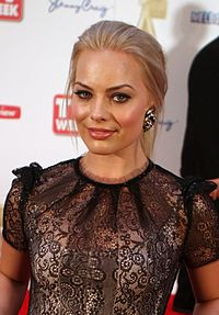 Robbie at the 2011 Logie Awards