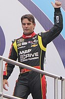 Jeff Gordon won his fifth Brickyard 400 and the 90th race of his career.