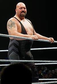 Big Show in April 2016