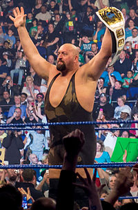 Big Show is a one time Intercontinental Champion