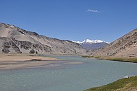 The Indus defines much of the ecosystem on the Indian subcontinent