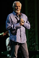 Rogers in 2012 at the State Theatre in Sydney, Australia