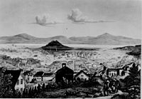Salt Lake City in 1850