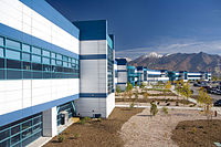 One out of every 14 flash memory chips in the world is produced in Lehi, Utah.