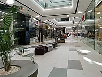 The Bucharest Mega Mall has temporarily closed to help stop the spread of COVID-19