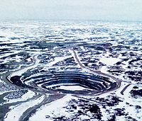 The Jericho Diamond Mine is a dormant mine in Nunavut, that operated from 2006 to 2008.