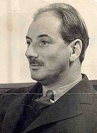 Lewis Mumford, a vehement critic of the Commissioners' Plan