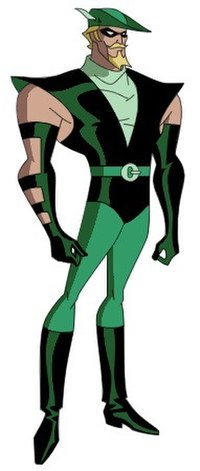 Green Arrow in other media