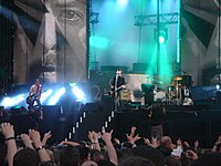 List of Foo Fighters concert tours