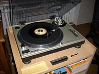 The precise variable pitch control on the Technics SL-1200 MK2, first sold in 1978, helped DJs to develop better beatmatching, a crucial skill for creating a seamless transition from one song to another.