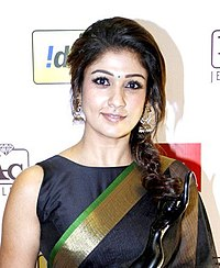List of awards and nominations received by Nayanthara
