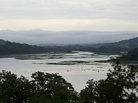 The Chagres River