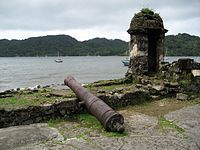 Fortifications on the Caribbean Side of Panama: Portobelo-San Lorenzo were declared a World Heritage Site by UNESCO in 1980.