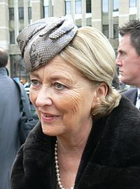 Queen Paola, born and raised in Italy, is of Italian and Belgian ancestry.