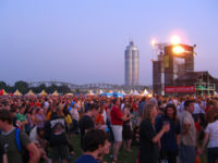 Donauinselfest is the world's largest music festival according to Guinness World Records