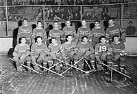 Montreal Canadiens in 1942