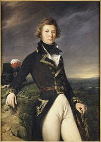 Louis Philippe, Duke of Chartres in 1792 by Léon Cogniet