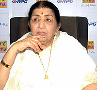Lata Mangeshkar has significantly influenced Chauhan and her music