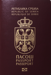 Visa requirements for Serbian citizens