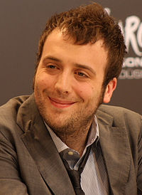"""Raphael Gualazzi won the Critics Award in the Newcomers section in 2011, with the song """"Follia d'amore""""."""