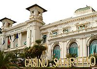 The Sanremo Casino hosted the Sanremo Music Festival between 1951 and 1976.